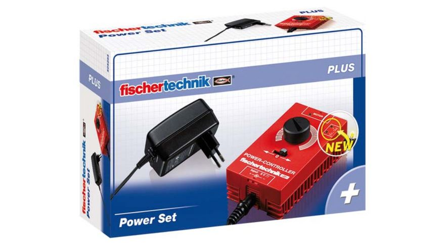fischertechnik PLUS Power Set