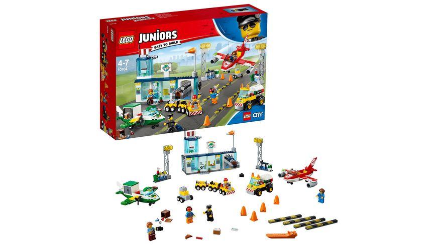 Lego Juniors 10764 Flughafen Online Bestellen Müller