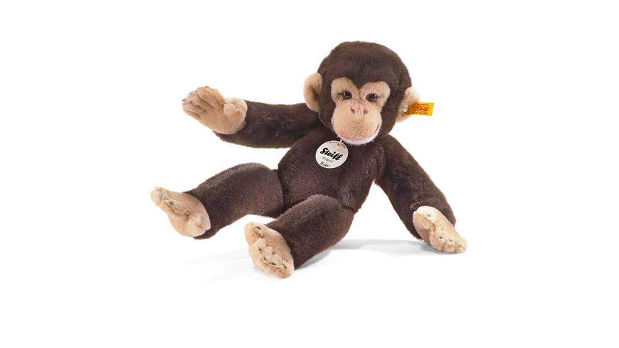 Steiff - Koko Schimpanse, dunkelbraun, 35cm