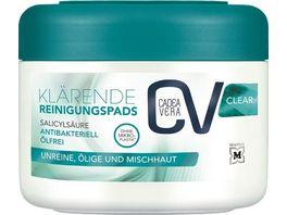 CV Clear Klaerende Reinigungspads