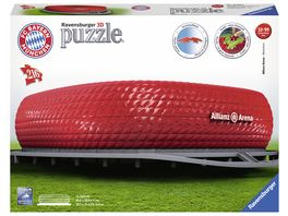 Ravensburger Puzzle 3D Puzzles Allianz Arena