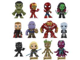 Funko Avengers Infinity War Mystery Minis exklusiv Blindbag
