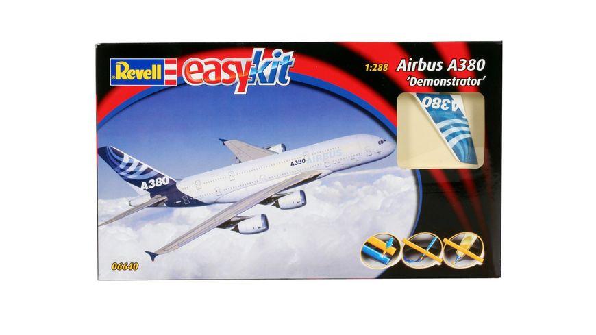 Revell Airbus A380 Demonstrator easykit