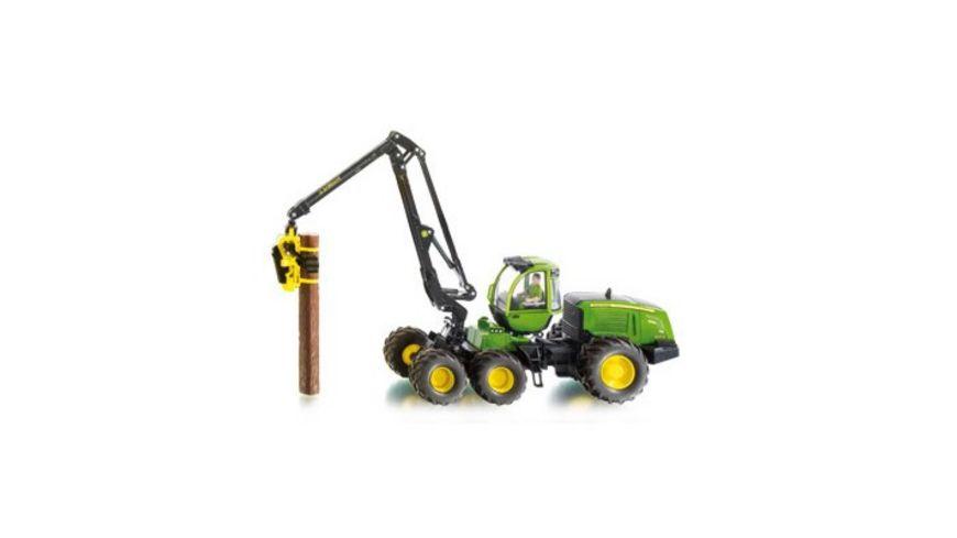 SIKU 4059 Farmer John Deere Harvester