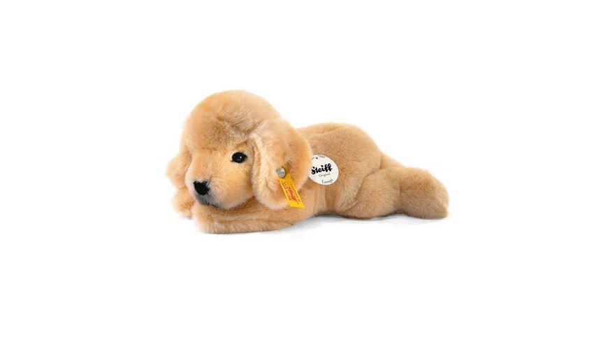 Steiff Kuscheltiere Kuscheltiere fuer Babys Golden Retriver Welpe Lumpi 22 cm