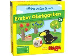 HABA Meine ersten Spiele Erster Obstgarten