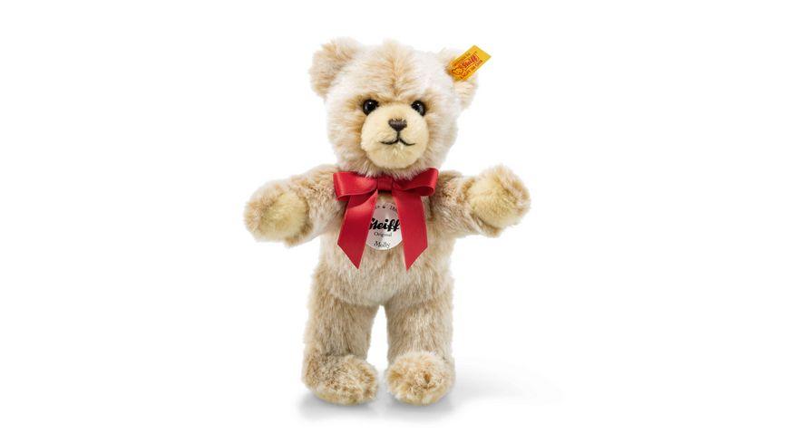 Steiff Teddybaeren Teddybaeren fuer Kinder Molly Teddybaer hellbraun gespitzt 24cm