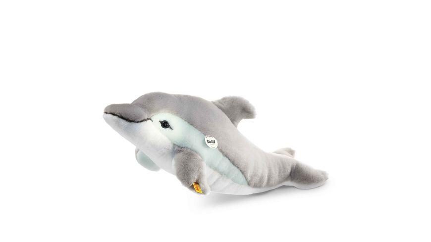 Steiff Arktis und Seetiere Cappy Delphin grau weiss 35 cm