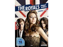 The Royals Staffel 1 3 9 DVDs