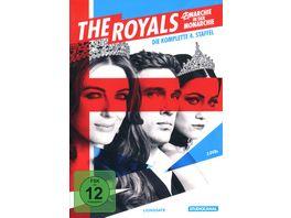 The Royals Staffel 4 3 DVDs