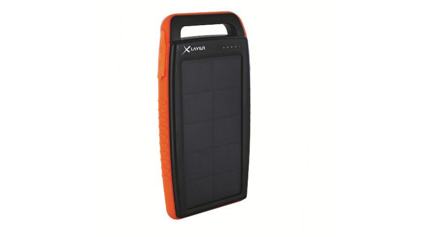 Outdoor Powerbank mit Solar