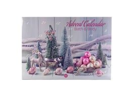 Adventskalender Bath Body