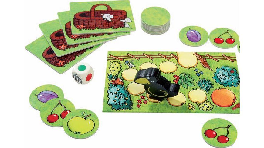HABA Mitbringspiel mini Obstgarten Das Memo Spiel
