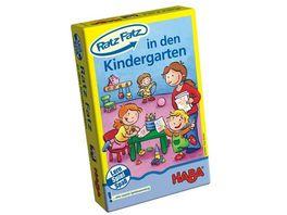 HABA Ratz Fatz in den Kindergarten