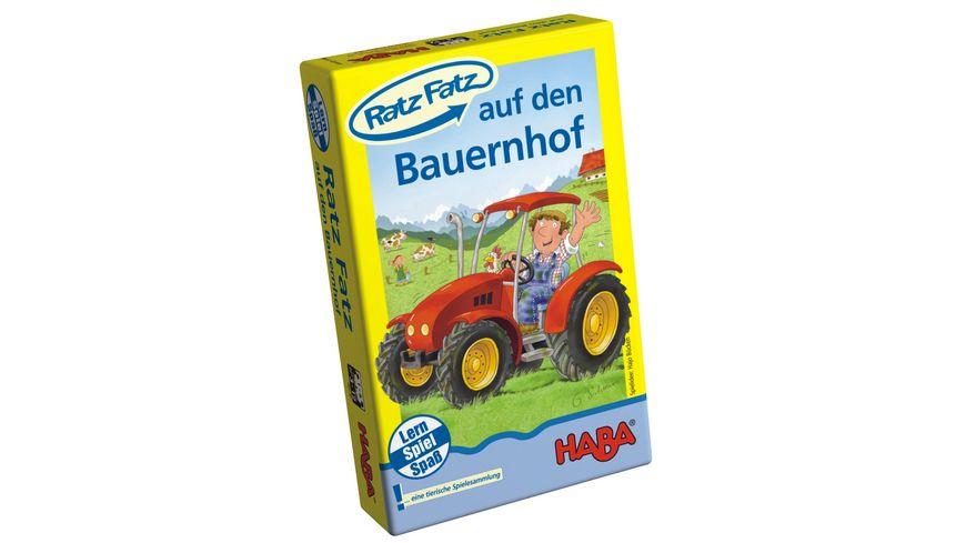 HABA Ratz Fatz auf den Bauernhof