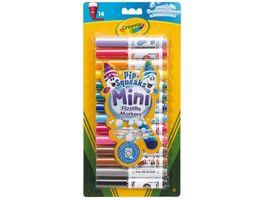Crayola Mini Filzstifte 14 Stueck