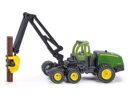 SIKU 1652 Super John Deere Harvester