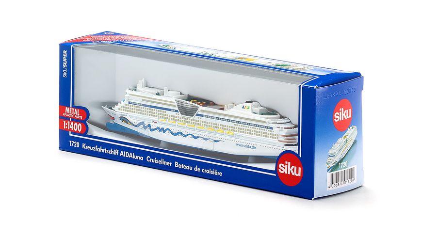 SIKU 1720 Super Kreuzfahrtschiff 1 1400