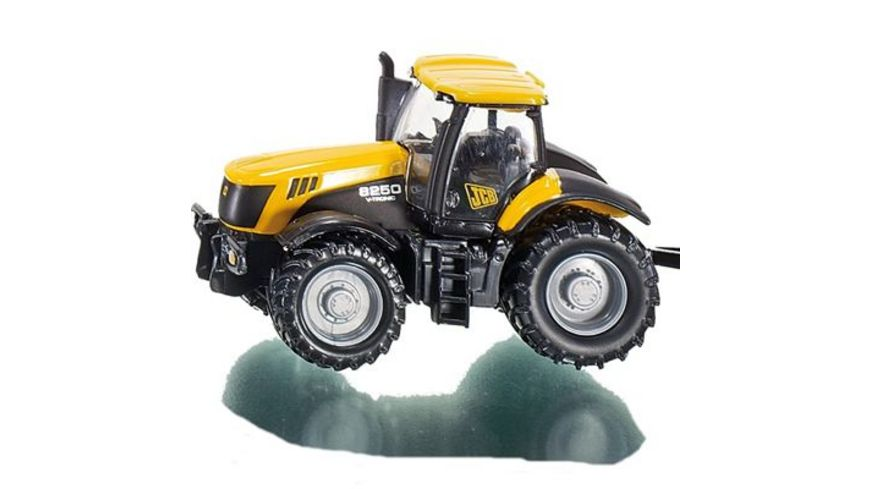 SIKU 1858 Farmer Traktor mit Dolly und Kippmulde