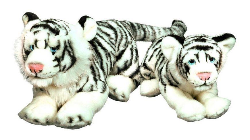 Bauer Blickfaenger Sibirischer Tiger liegend 36cm
