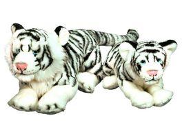 Bauer Blickfaenger Glitter Sibirischer Tiger liegend 36cm