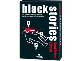 moses black stories Real Crime Edition
