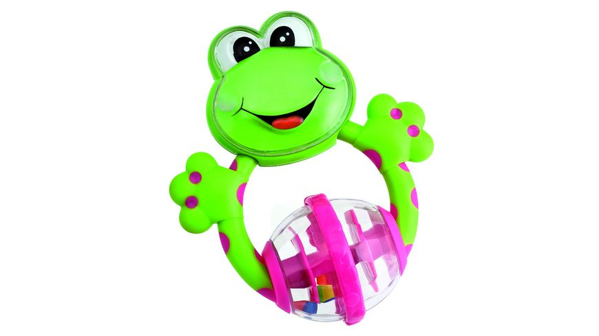 Chicco Lustige Rasselband Frosch
