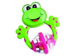 Chicco Lustige Rasselband Frosch