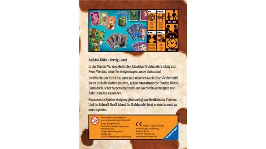 Ravensburger Spiel Kuhhandel Master