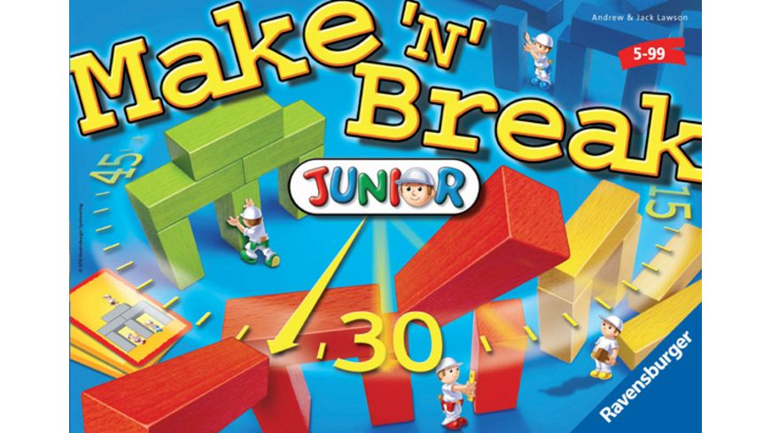 Ravensburger Spiel Make N Break Junior
