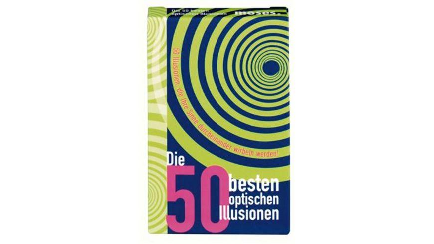 moses Die 50 besten optischen Illusionen