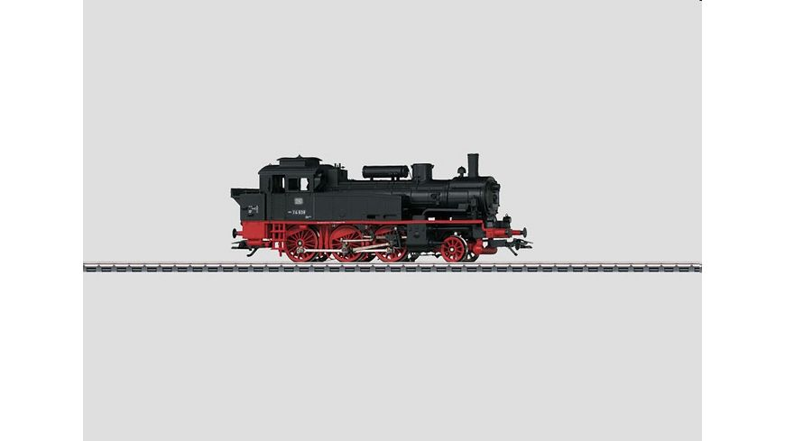 Maerklin 36740 Digital H0 Tenderlok BR 74 DB