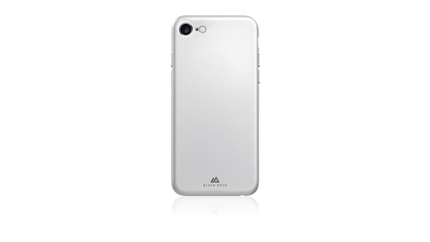 Cover Ultra Thin Iced fuer Apple iPhone 7 8 Transparent