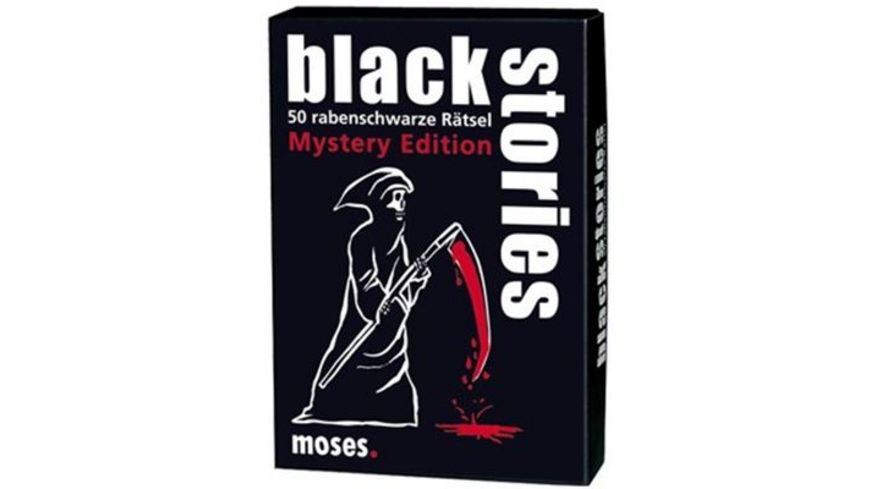 moses black stories Mystery Edition
