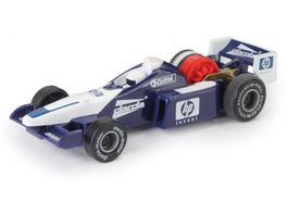 Darda Fahrzeuge 50323 Formula blue Rennwagen
