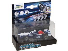 Darda Fahrzeuge Formula blue Rennwagen