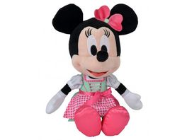 Simba Disney Dirndl Minnie Refresh 25cm
