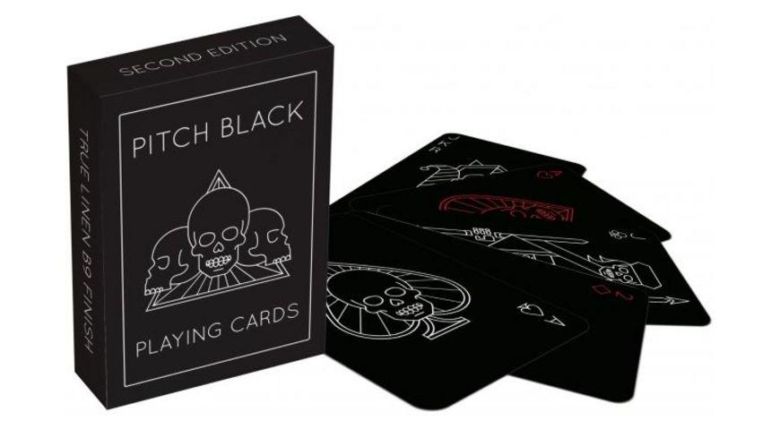 ASS Altenburger Pitch Black Pokerkarten