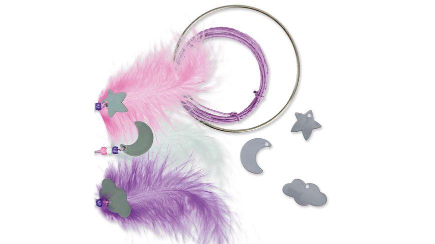 Lena 42699 Basteln Dreamcatcher