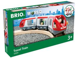 BRIO Bahn Roter Reisezug