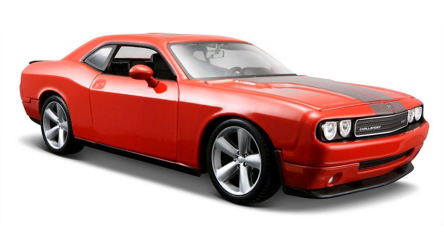 Maisto 1 24 Dodge Challenger 2008