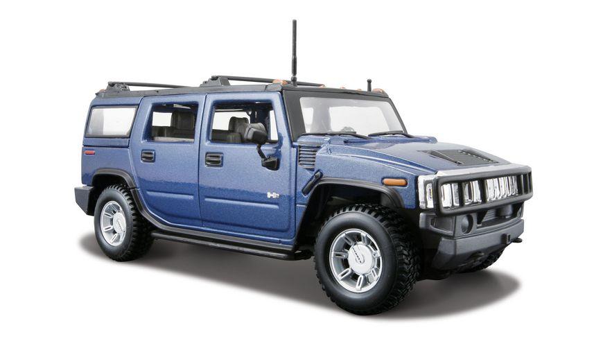 Maisto 1 24 28 Special Edition 1 27 Hummer H2 Stationwagen