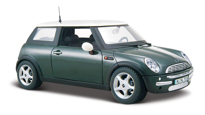 Maisto 1 24 28 Special Edition Mini Cooper
