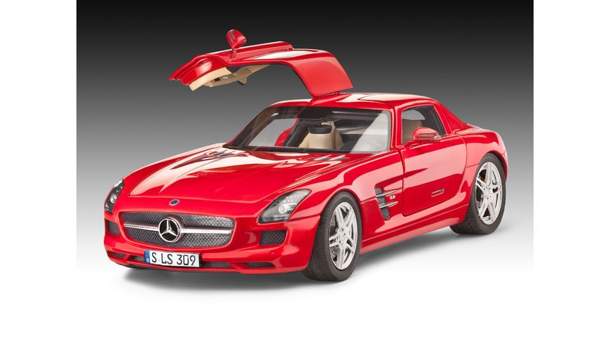 Revell 07100 Mercedes SLS AMG
