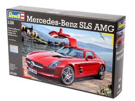 Revell Mercedes SLS AMG