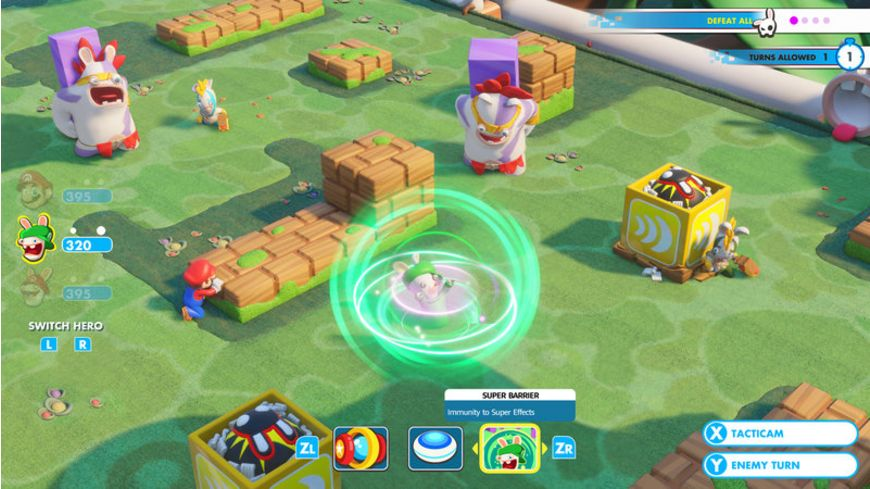 Mario Rabbids Kingdom Battle Gold Edition