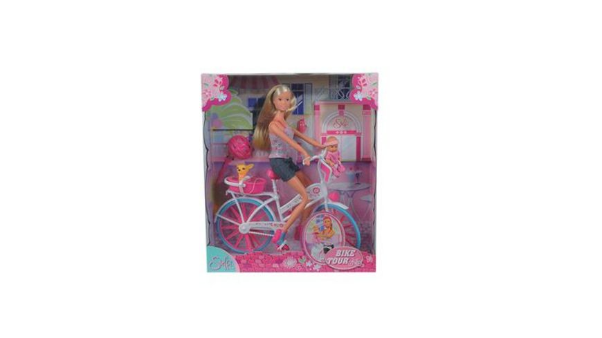 Simba Steffi Love Bike Tour