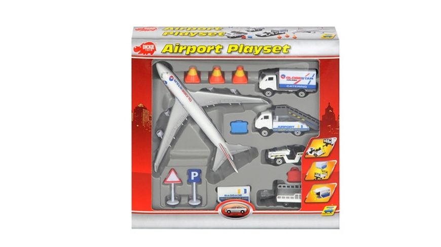 Dickie DDC Play Set Airport