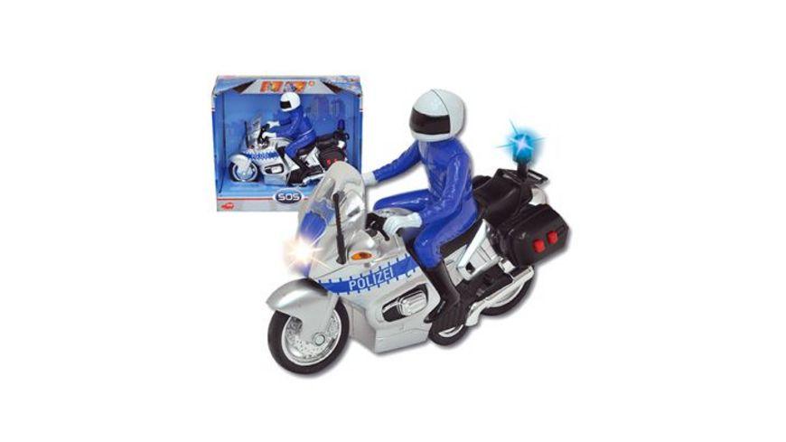 Dickie S O S Police Bike