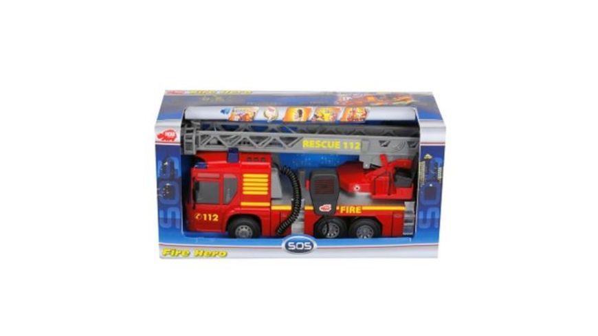 Dickie S O S Fire Hero